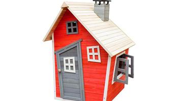 Casas jardín niños Carrefour