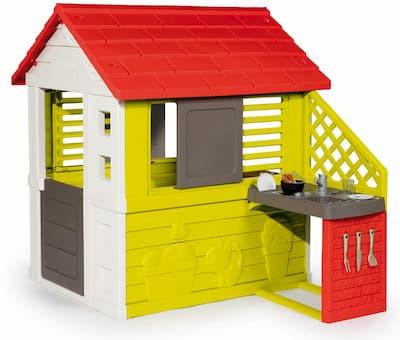 casetas de jardin niños