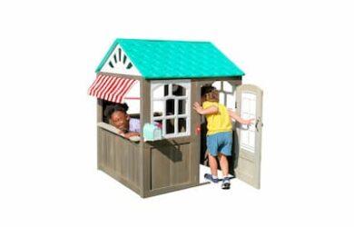 comprar casetas jardin niños